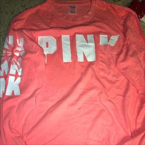 Victoria Secret pink long sleeve